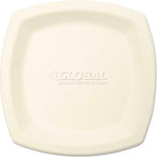 """SOLO® Cup Company Bare Eco-Forward Dinnerware, 6"""" Plate, Ivory. 125/Pack"""