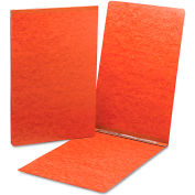 Smead® Top Opening Pressboard Report Cover, Prong Fastener, 11 x 17, Red