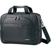 "Samsonite® Perfect Fit Adjustable Laptop System, 16-1/2 x 4-3/4 x 12"", Black"