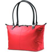 Samsonite® Jordyn Ladies Laptop Bag, 21 1/4 x 7 1/2 x 12, Nylon Red