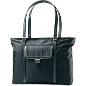 Samsonite® Ultima 2 Ladies Laptop Bag, 12.75 x 4.5 x 18.5, Nylon Twill, Black