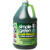 Simple Green® Clean Building® All-Purpose Cleaner Concentrate, 1 Gallon Bottle - 11001