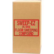 Sorb-All Oil-Based Sweeping Compound, Grit-Free - 50lb. Box