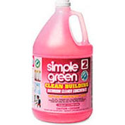 Simple Green Bathroom Cleaner Concentrate, Unscented 1 Gallon Bottle - SPG11101