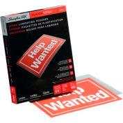 Swingline® Fusion EZUse Premium Laminating Pouches, 7 mil, 11 1/2 x 9, 100/Box