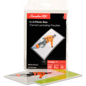 Swingline™ GBC® Fusion LongLife Premium Laminating Pouches, 5 mil, 4 1/4 x 6-5/16, 10/Pk