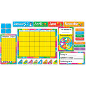 "TREND® Year Around Calendar Bulletin Board Set, 22"" x 17"""