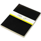 TOPS® Idea Collective Journal, Soft Cover, Side Binding, 10 x 7-1/2, Black, 2/Pk