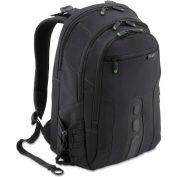 Targus® Spruce EcoSmart Backpack, 13 x 8 1/4, x 18 3/4, Black