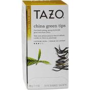 Tazo® Tea Bags, China Green Tips, 24/Box