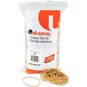 Universal® Rubber Bands, Size 19, 3-1/2 x 1/16, 1240 Bands/1lb Pack