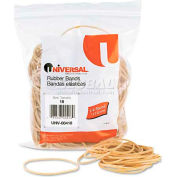 Universal® Rubber Bands, Size 18, 3 x 1/16, 400 Bands/1/4lb Pack