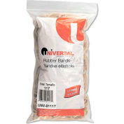 Universal® Rubber Bands, Size 117, 7 x 1/8, 210 Bands/1lb Pack