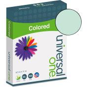 Colored Paper - Universal UNV11202 - Green - 8-1/2 x 11 - 28 lb. - 500 Sheets/Ream