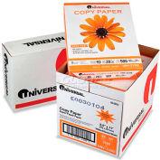 Copy Paper - Universal UNV11289 - White - 8-1/2 x 11 - 20 lb. - 2500 Sheets/Carton