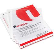 Universal Top-Load Poly Sheet Protectors, Economy, Letter, 200/Box