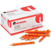 Universal Golf and Pew Pencil, HB, Yellow Barrel, 144/Box