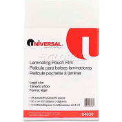 Universal Clear Laminating Pouches, 3 mil, 9 x 14 1/2, 25/Pack