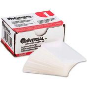 Unverical Clear Laminating Pouches, 5 mil, 2 3/16 x 3 11/16, Business Card Size, 100/Box