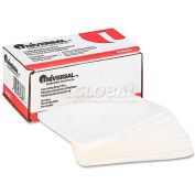 Universal One Clear Laminating Pouches, 5 mil, 4 3/8 x 6 1/2, Photo Size, 100/Box