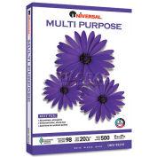 Multipurpose Paper - Universal UNV95210 - White - 11 x 17 - 20 lb. - 2500 Sheets/Carton