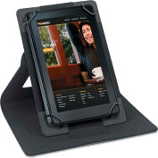 """SOLO® Storm Universal Fit Tablet/eReader Case, Polyester Fabric, Tablets Up to 8.3"""""""