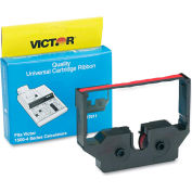 Victor® 7011 Ribbon, Black/Red