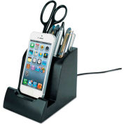 Victor® Smart Charge Dock with Pencil Cup for Apple Lightning Devices