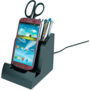 Victor® Smart Charge Dock with Pencil Cup for Micro USB Devices
