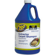 Zep® Commercial Carpet Extractor Shampoo, Gallon Bottle 1/Case - ZPEZUCEC128