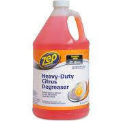 Zep® Commercial Cleaner/Degreaser Citrus, Gallon Bottle - ZPEZUCIT128CA