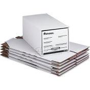 Universal 85120 Economy Storage Drawer File, Letter, 12 x 10 x 24 , White,6 per Carton