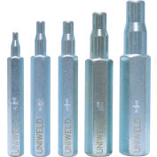 """6-In-1 Multi Swage Punch Kit - For 3/16"""" to 5/8"""" O.D. Tubing"""