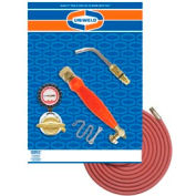 Uniweld 89620 - Air/Acetylene Twister® Kit (Quick Connect) - RB Regulator & TH6 Handle