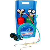 Uniweld® KCHP - Cap'N Hook® Outfit for Welding and Brazing (w/ Carrying Stand)