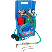 Uniweld® KLC100P - Centurion® Outfit for Cutting, Welding and Brazing (w/ Carrying Stand)