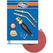 Uniweld KTAQ23MC - Air/Acetylene Twister® 2 Kit (Quick Connect) - RMC Regulator & TH6 Handle