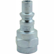 """Milton 778 A Style ARO Plug 1/4"""" FNPT 250 Pack"""