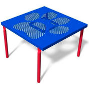 BarkPark™ Paws Table - Playful (Blue)