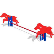 BarkPark™ Rover Jump Over - Playful (Red)
