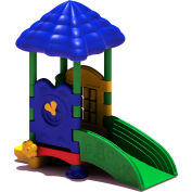 UltraPlay® Discovery Center Super Sprout Play Structure w/ Roof & Ground Spike