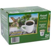 Pintail Coffee Breakfast Blend Decaffienated, Medium Roast, 0.53 oz., 24 K-Cups/Box - Pkg Qty 6