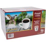 Pintail Coffee Breakfast Blend,  Medium Roast, 0.53 oz.,  96 K-Cups/Box