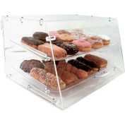 "Update International Display Case Acrylic, 21""L x 17-1/4""W x 12""H, Acrylic, APB-2112FD"
