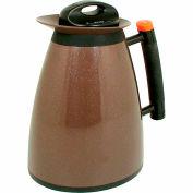 Update International Coffee Server, 20 Oz., Black & Gold, H422/20 - Pkg Qty 24