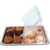 Update International Hinged Cover - Full Size,12/Cs, Polycarbonate, PC-1/HDC - Pkg Qty 12