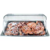 Update International Roll Top Cover - Full Size, 4/Ct, Polycarbonate, PC-1/RT - Pkg Qty 4