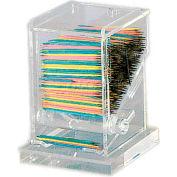 """Update International Toothpick Dispenser, 3-3/4""""L x 3-3/4""""W x 5""""H, TPD-AC - Pkg Qty 36"""