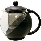 Update International Teapot W/Stainless Steel Infuser, 25 Oz., TPI-75 - Pkg Qty 12