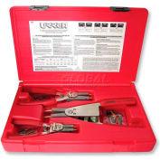 Urrea 383 3 Piece Convertible Internal/External Retaining Plier Set